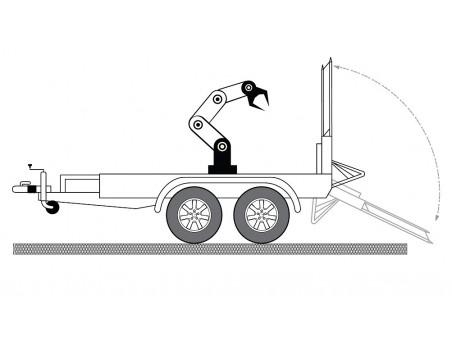 Remorci transport utilaje